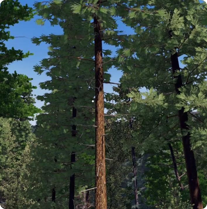 Stand Designer tree model